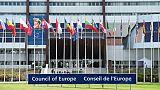 Le Conseil de l'Europe, le 5 mai 2019 à Strasbourg