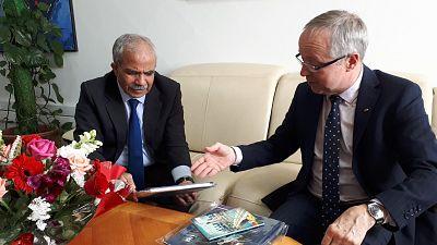 La rencontre avec le PDG d'Air Algérie