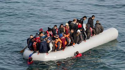 Migranti: Elemosiniere del Papa a Lesbo
