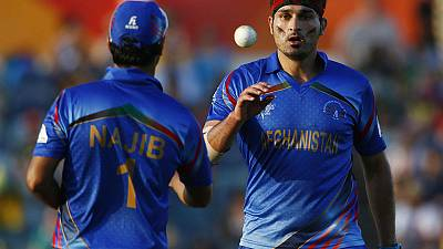 Cricket - Recalled Afghan quick Hassan to quit ODIs after World Cup