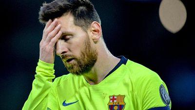 "Choc Spagna, Barca ""fallimento storico"""