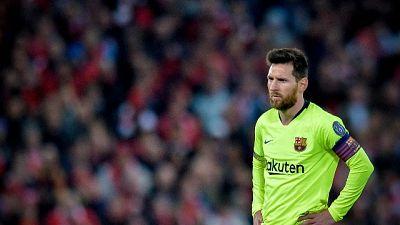 Tifosi-Messi, tensione in aeroporto