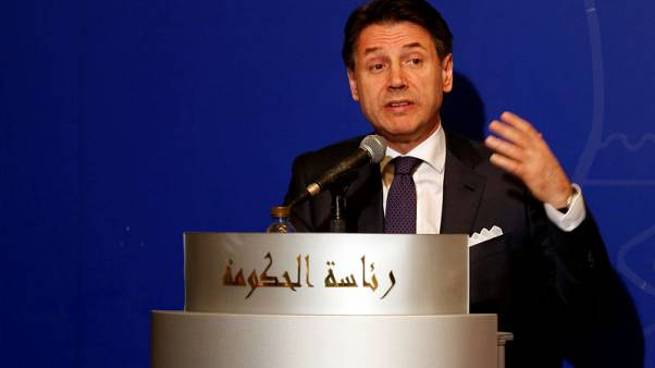 Italy PM ousts junior minister after graft case - source