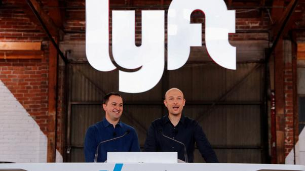 Lyft results underscore importance to Uber of life beyond ride-hailing
