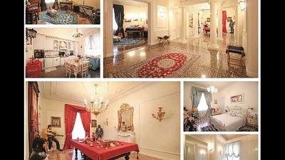 Maxisequestro case lusso a Genova