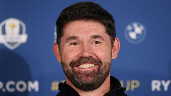 European captain Harrington gets Ryder Cup wildcards reduced to three