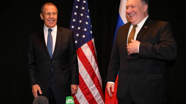 Pompeo, Russia's Lavrov to hold talks in Sochi on May 14 - RIA