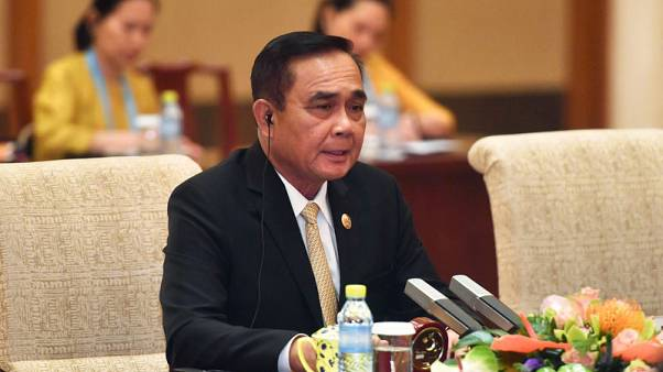 Thai election results show no clear winner but junta party favoured