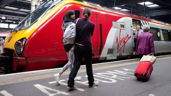 Stagecoach takes legal action against UK Transport Dept over rail franchise bids