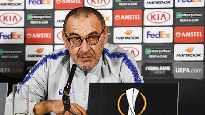 Sarri, voglio restare al Chelsea