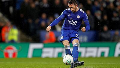 Fuchs extends Leicester stay until 2020