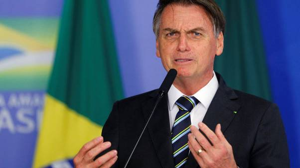 Brazil president says Formula One race to be held in Rio de Janeiro in 2020