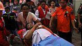 Biman Bangladesh plane skids off runway in Yangon, 17 injured