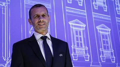 Uefa: Ceferin riceve Leghe, nulla deciso