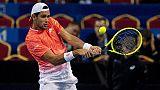 """Tennis: Berrettini, """"pronto per Roma"""""""