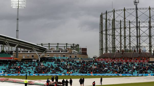 Rain washes out first ODI between England and Pakistan
