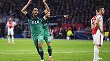 Champions: Tottenham in finale
