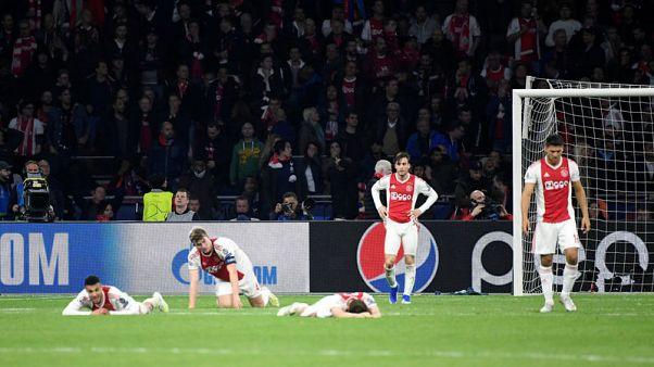 A nightmare for Ajax, says captain De Ligt