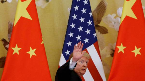 Trump says China 'broke the deal' in trade talks, will pay through tariffs
