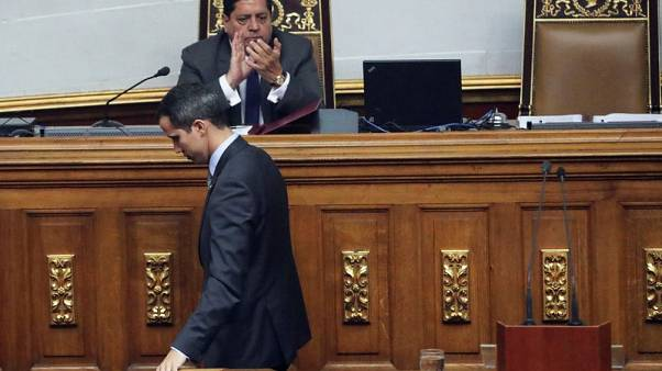 Venezuela's Guaido says congress vice president has been detained