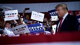 Donald Trump à Panama City Beach en Floride le 8 mai 2019