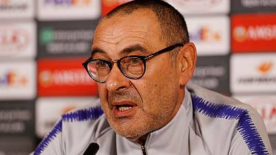 Sarri hopeful of 'one or two players' as Chelsea fight transfer ban