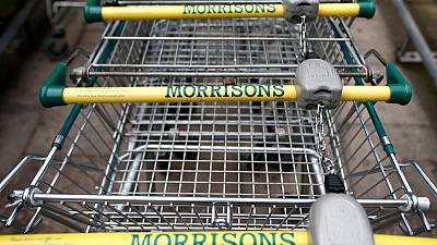 UK's Morrisons blames political uncertainty for growth slowdown