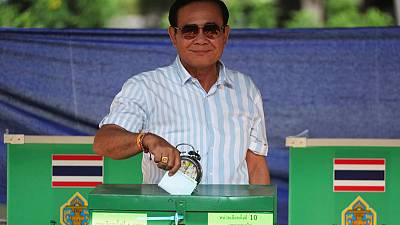 After disputed election, Thailand expected to keep junta leader as PM