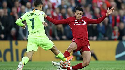 Liverpool ball boy an unlikely hero in their epic Barca comeback