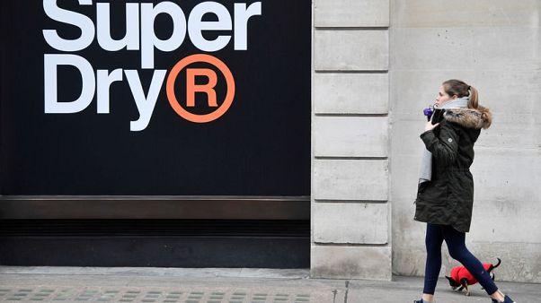 Founder plots Superdry revival after profit warning