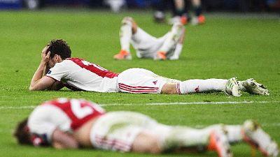 Champions, dopo ko, Ajax crolla in Borsa
