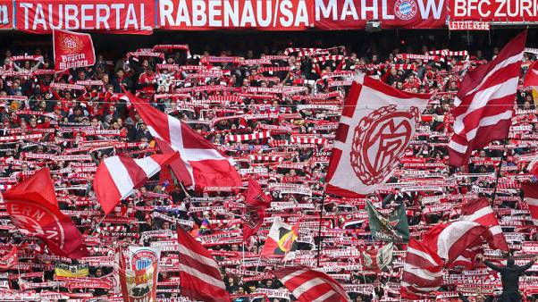 Bayern on the brink of seventh straight league crown