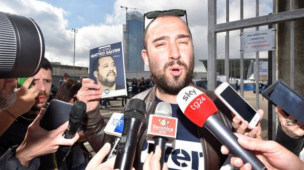 Turin fair kicks out neo-fascist publisher after protests