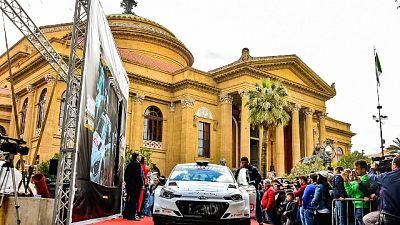Presentata la Targa Florio numero 103
