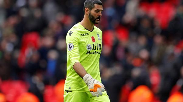 Long-serving goalie Speroni to exit Crystal Palace