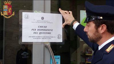 Salvini, guerra a cannabis.Chiusi 2 shop