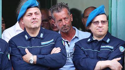 Bossetti trasferito da Bergamo a Bollate