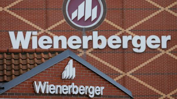 Wienerberger sees continued strong demand for its bricks in Britain