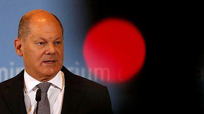 Germany lowers tax revenues, budget shortfall of 10.5 billion euros