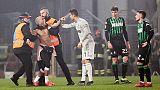 Daspo a invasore fan Cristiano Ronaldo