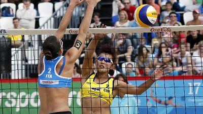 Beach volley, campionato parte da Milano