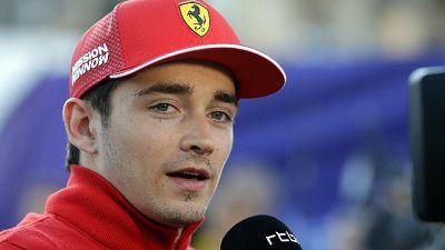 F1: Leclerc, ora rimonte come Champions