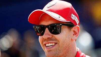 Ferrari need to recover their testing pace, says Vettel