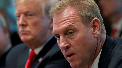 Trump to nominate Shanahan as defence secretary - White House