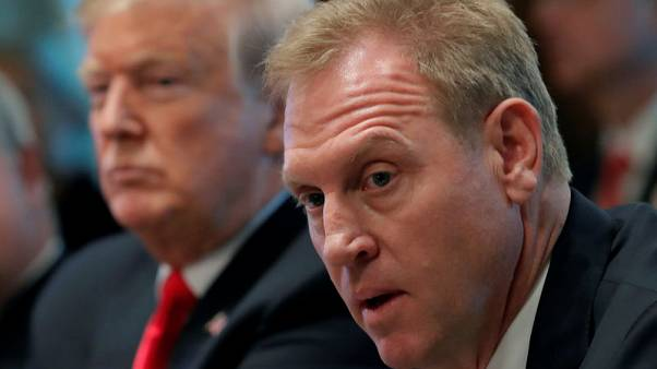 Trump to nominate Shanahan as defence secretary - White House
