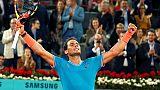 Tennis: anche Nadal ai quarti a Madrid
