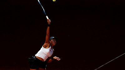 World number one Osaka exits Madrid Open