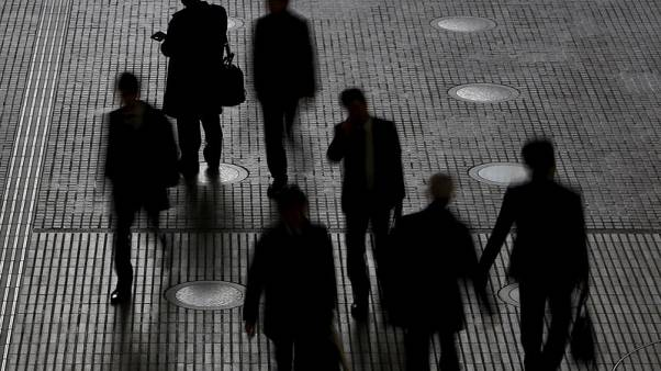 Japan March real wages fall most since 2015, bad omen for domestic demand