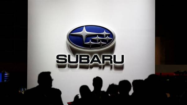 Subaru releases earnings early after snafu, last FY operating profit halves