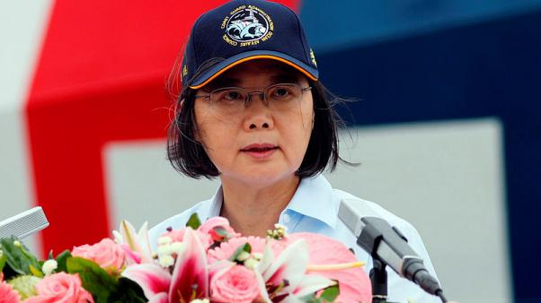 China has stepped up efforts to infiltrate Taiwan - president